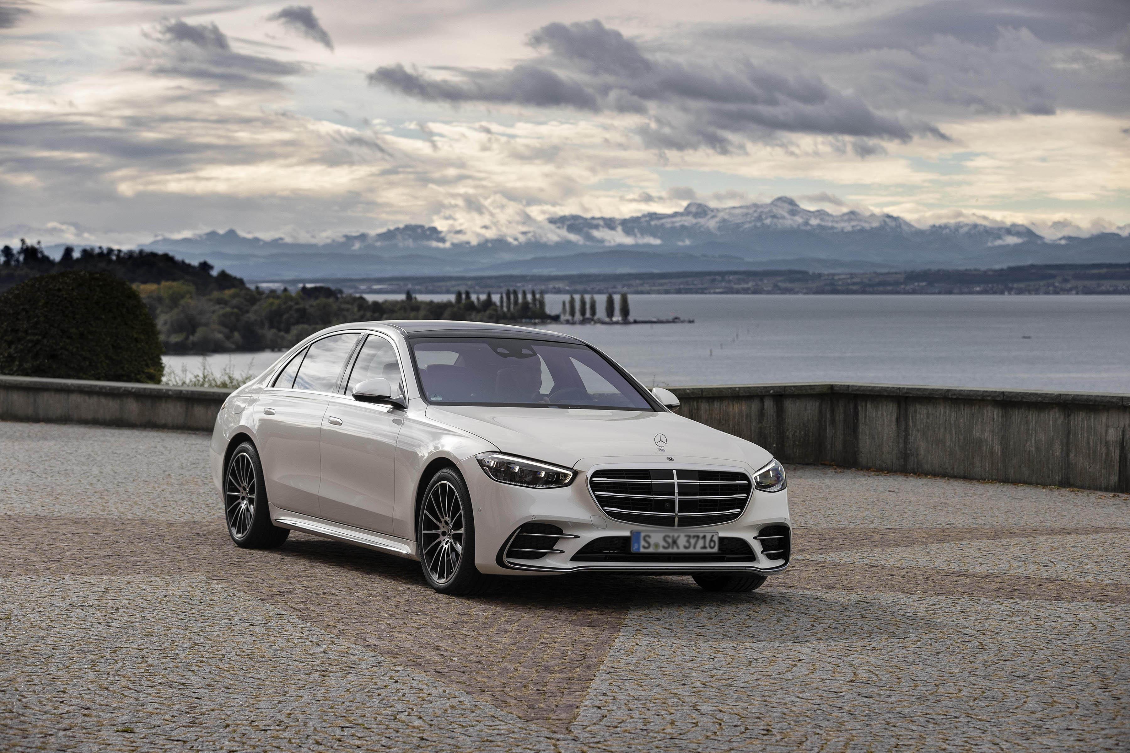 Glasurit Mercedes