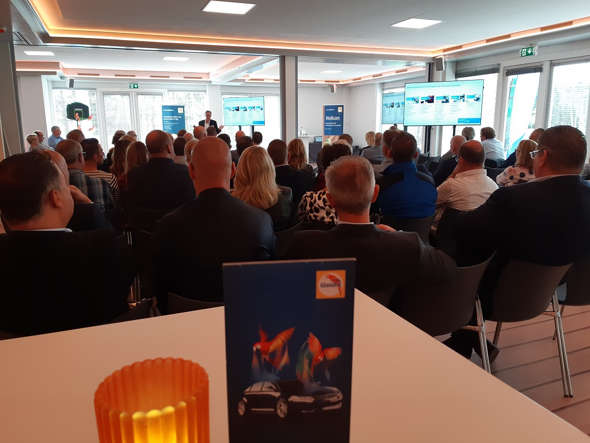 Jurgen Hoekstra - Managing Director BASF Benelux