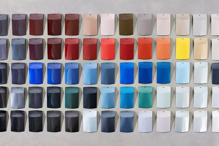 Basf Color Report Analyzes 2016 Color Distribution In The European Automotive Sector Glasurit