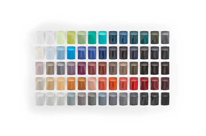 BASF presenteert Automotive Color Trends 2018-2019