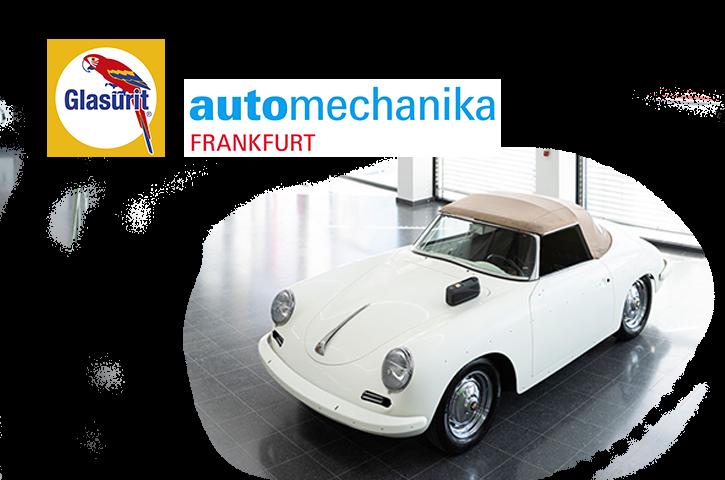 Glasurit på Automechanika