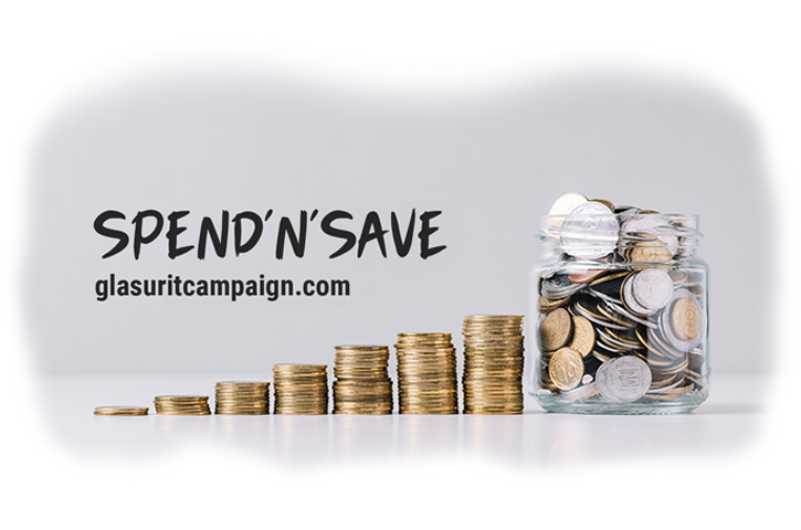 Spend´n´save