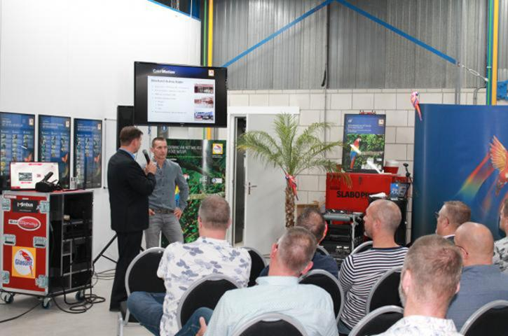 20 september 2018: ColorMotion regioavond bij Westland Autoschade