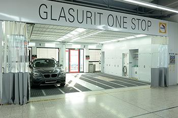 Lackierkabine: Glasurit One Stop | Glasurit