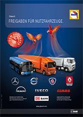 OEM-Freigaben für NFZ | Glasurit