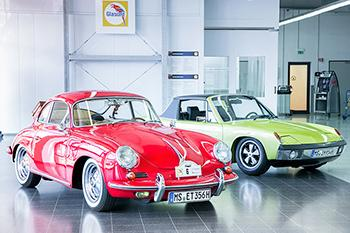 Young- & Oldtimer lackieren - restauriert | Glasurit