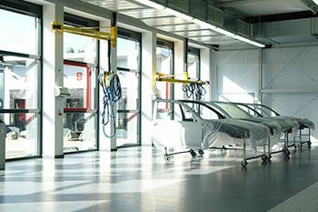 Glasurit 5 S für Ihre Werkstatt - Fahrzeuge
