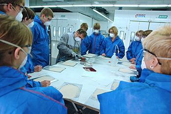 Individuelle Prozess-Optimierung - Ausbildung | Glasurit
