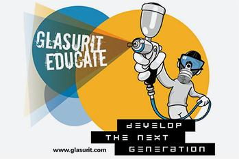 Glasurit Educate - Logo