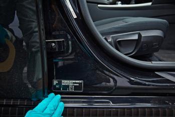 Lackaufbau - Fahrzeug - Innen | Glasurit