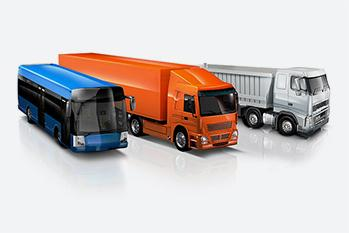 OEM-Freigaben für LKW | Glasurit