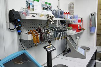 Glasurit 5 S für Ihre Werkstatt - Werkzeug