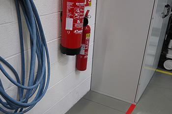 Glasurit 5 S für Ihre Werkstatt - Sicherheit