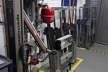 Glasurit 5 S für Ihre Werkstatt - Lager