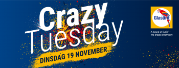 19 november Crazy Tuesday
